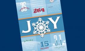 Palmer Creative Holiday Card