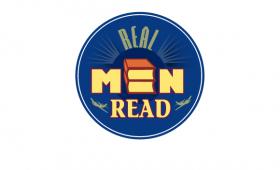 Scholastic, Real Men Read logo