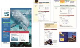 Algebra Prototype Pages