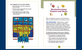 Smart Writing Handbook Interior